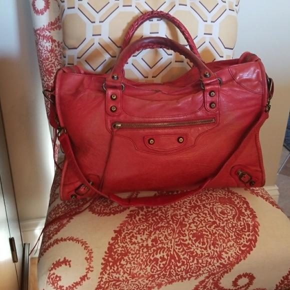 Balenciaga Handbags - 👜👜Balenciaga Agneau Classic City👜